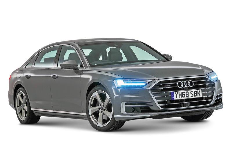 BEST BUY - MORE THAN £60,000 - Audi A8 50 TDI quattro Long Wheelbase