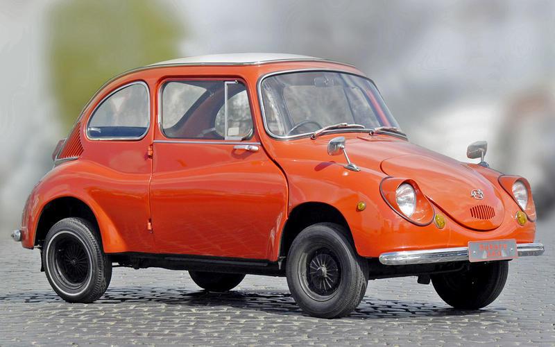 Subaru: 360 (1958)