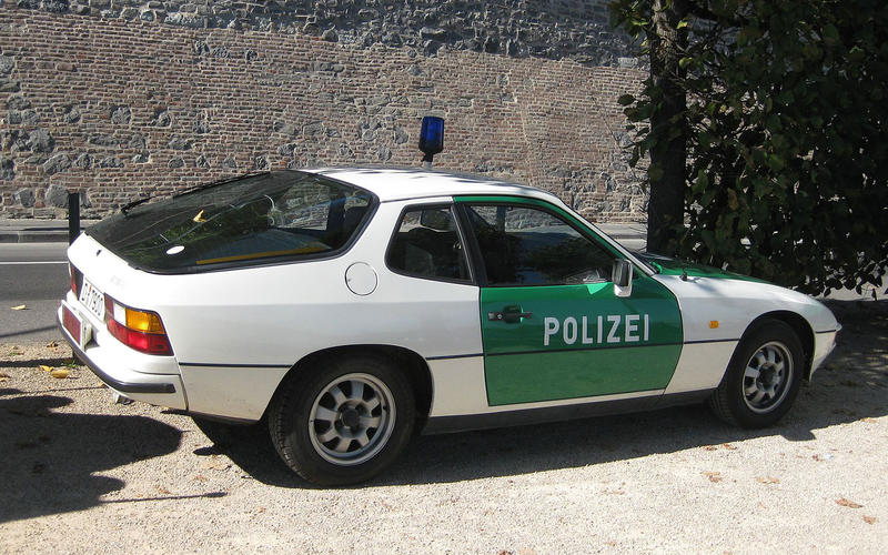 31: Porsche 924 (Germany)