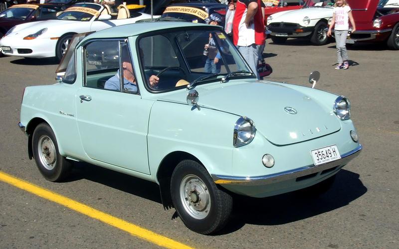 Mazda: R360 (1960)