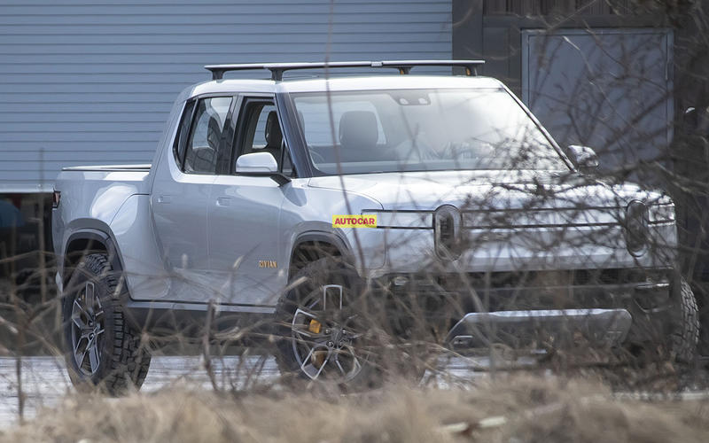 LATE 2020: Rivian R1T