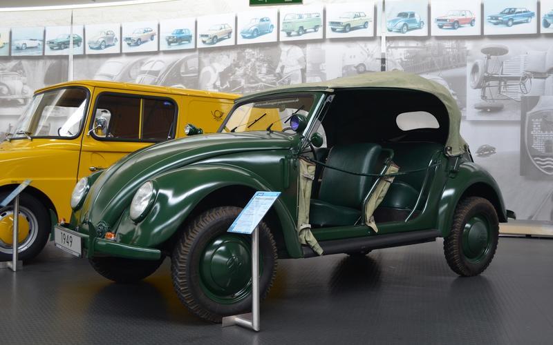 20: Volkswagen Polizei-Cabriolet (Germany)