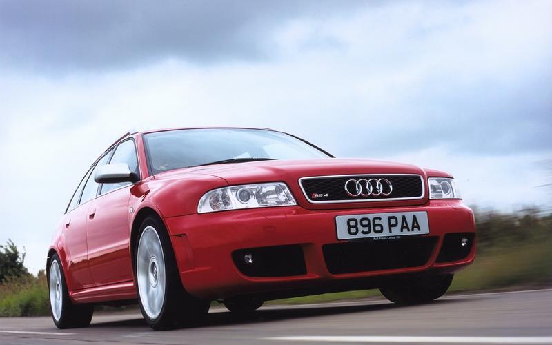 Audi – A4, 1998-present, 6.9 million