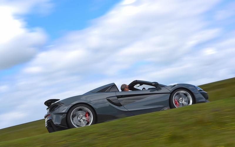 2: McLaren 600LT Spider
