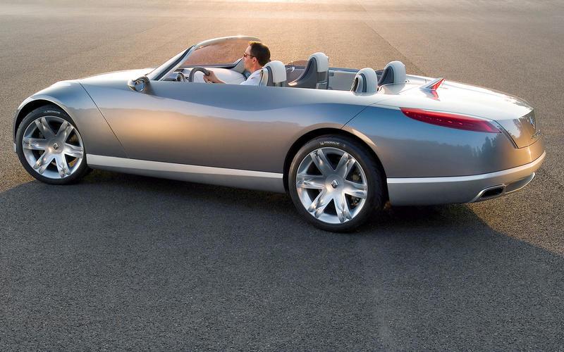Renault Nepta concept (2006)