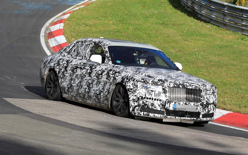 LATE 2020: Rolls-Royce Ghost
