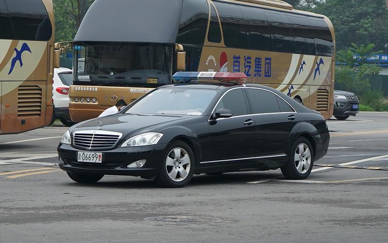 28: Mercedes-Benz S-Class (China)