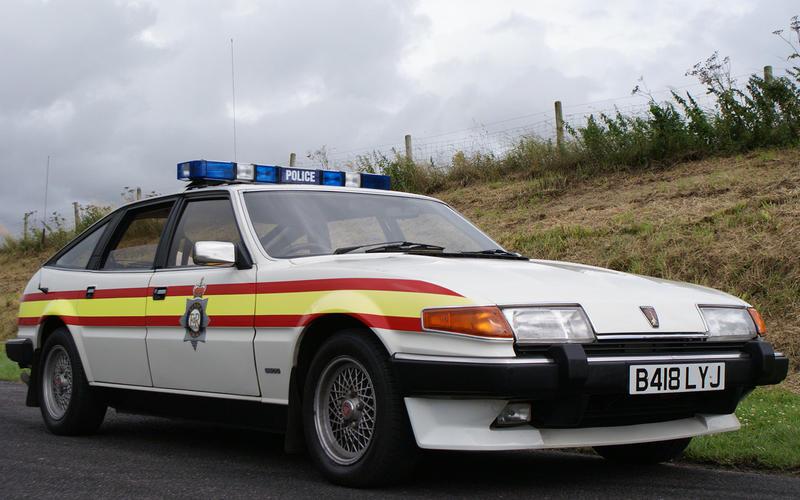 17: Rover SD1 (Britain)