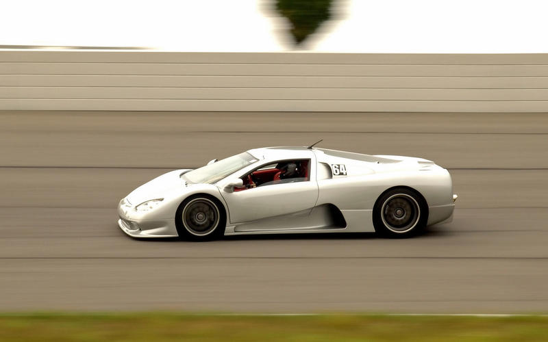 SSC Ultimate Aero (2006)