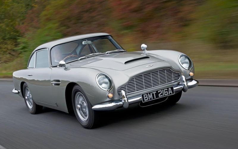 46. 1964 Aston Martin DB5 (UP 1)