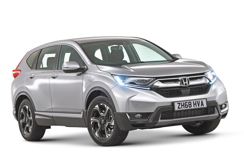 BEST BUY - MORE THAN £30,000 - Honda CR-V Hybrid AWD SR