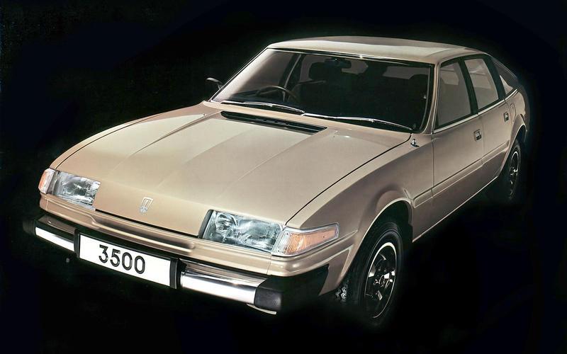 41 1976 Rover 3500 (SD1)