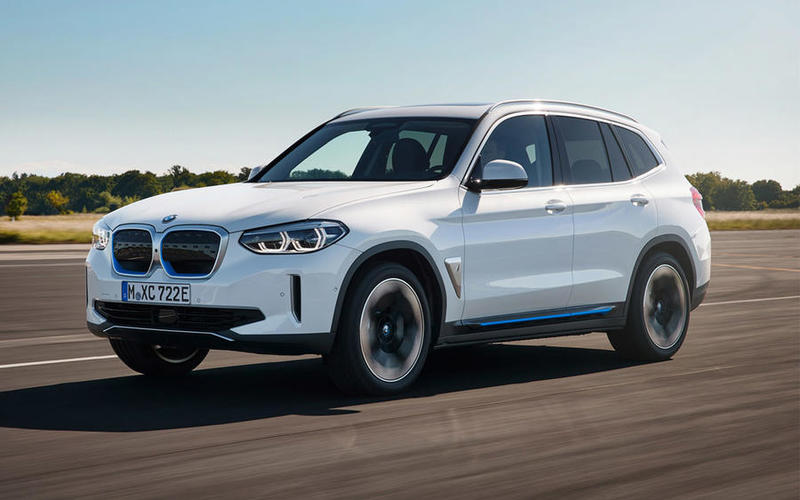 LATE 2020: BMW iX3