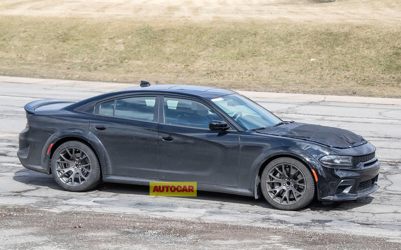 LATE 2020: Dodge Charger Hellcat Red Eye Widebody