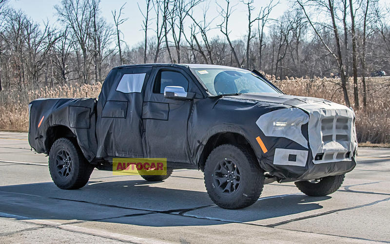 LATE 2020: Ram Rebel TRX