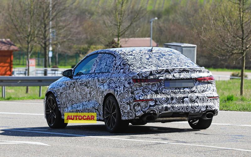 2021: Audi RS3