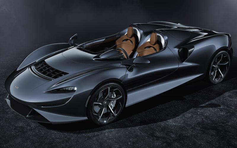 LATE 2020: McLaren Elva