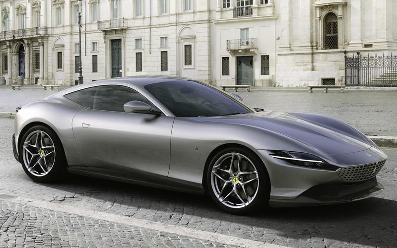 LATE 2020: Ferrari Roma