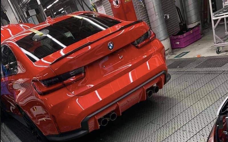 2021: BMW M3