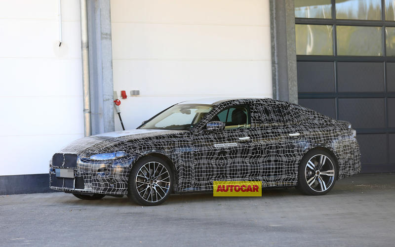 2021: BMW i4
