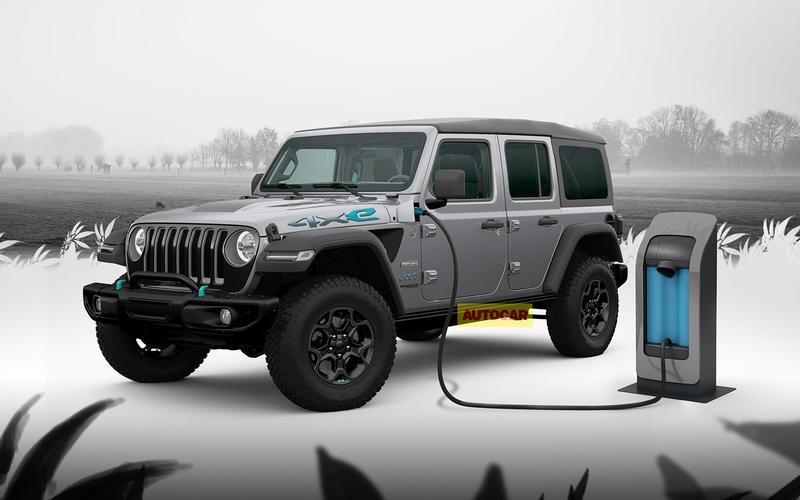 2021: Jeep Wrangler Hybrid