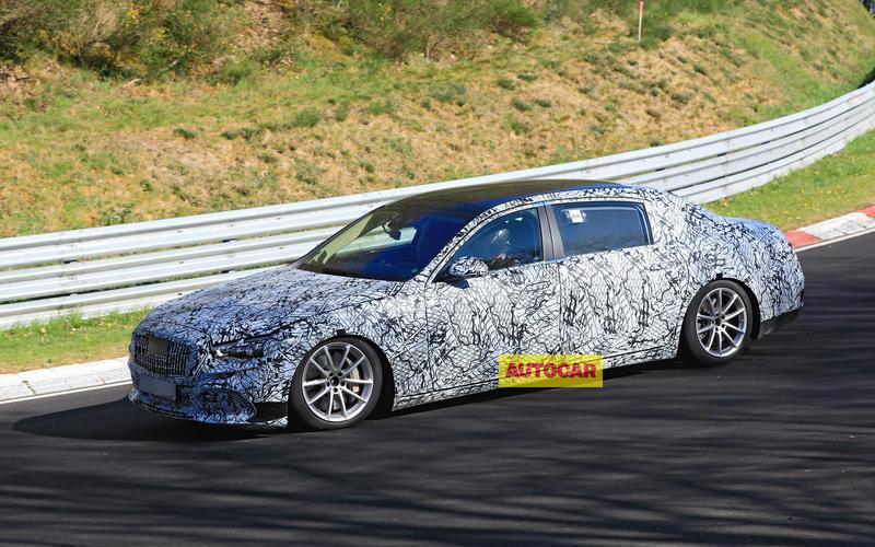 2021: Mercedes-Maybach S-Class