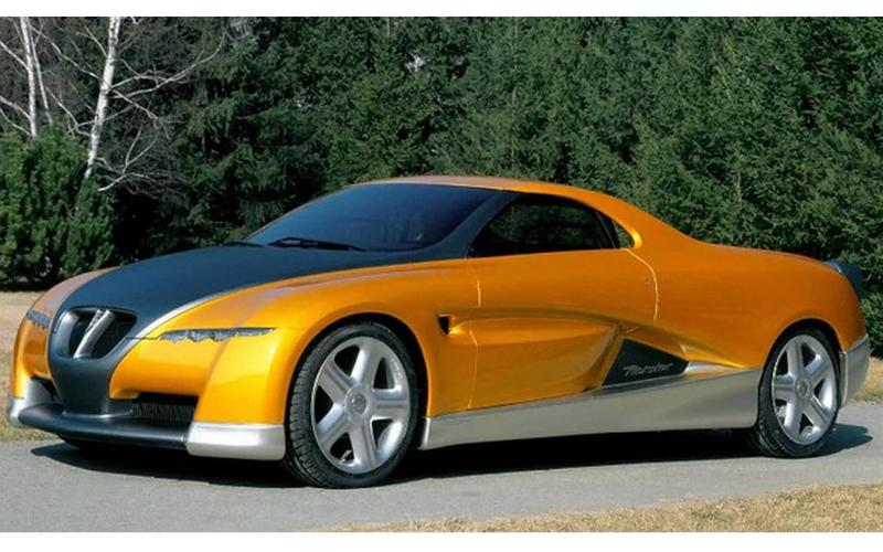 BMW Pickster