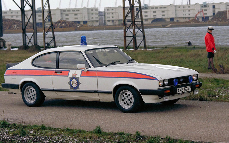 In pictures: The world's most interesting police cars | Autocar