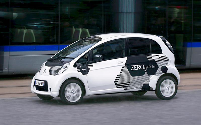 Citroën C-Zero (2010)