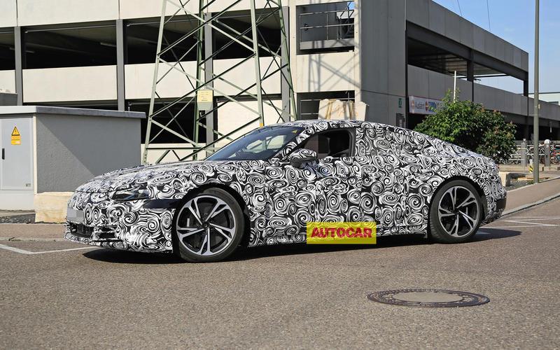 MID 2021: Audi E-tron GT