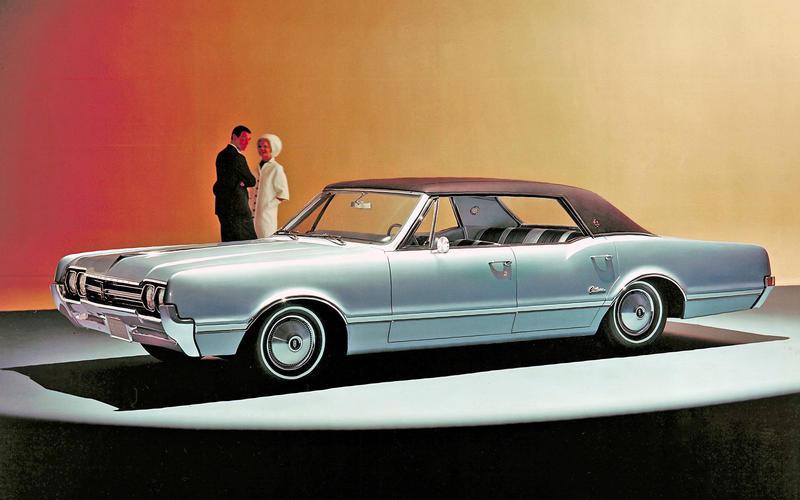 Oldsmobile – Cutlass, 1961-1999: 11.9 million