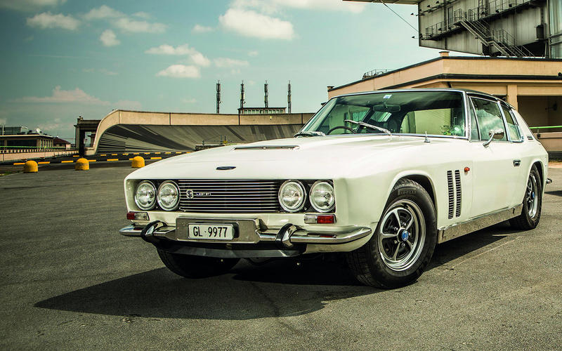 ANTI-LOCK BRAKES: Jensen FF, Mercedes S-Class (1968, 1978)