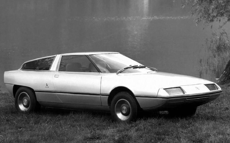 Citroën Camargue