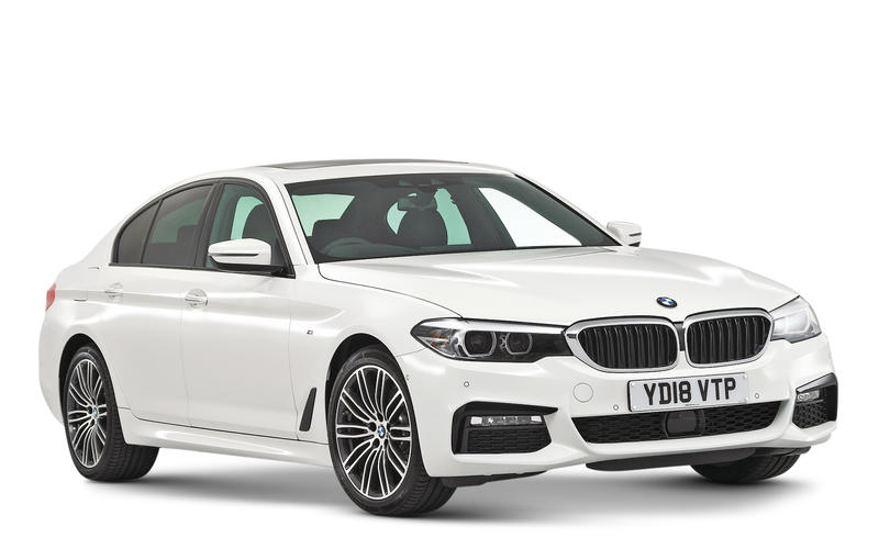BEST BUY - £30,000-£50,000 - BMW 5 Series 530e SE