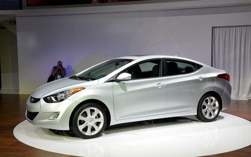 Hyundai – Elantra, 1990-present: 14 million