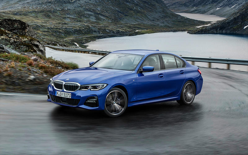 BMW – 3 Series, 1975-present: 14.3 million