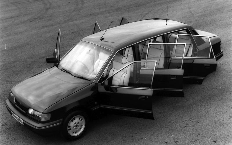 Ford Granada Mk3