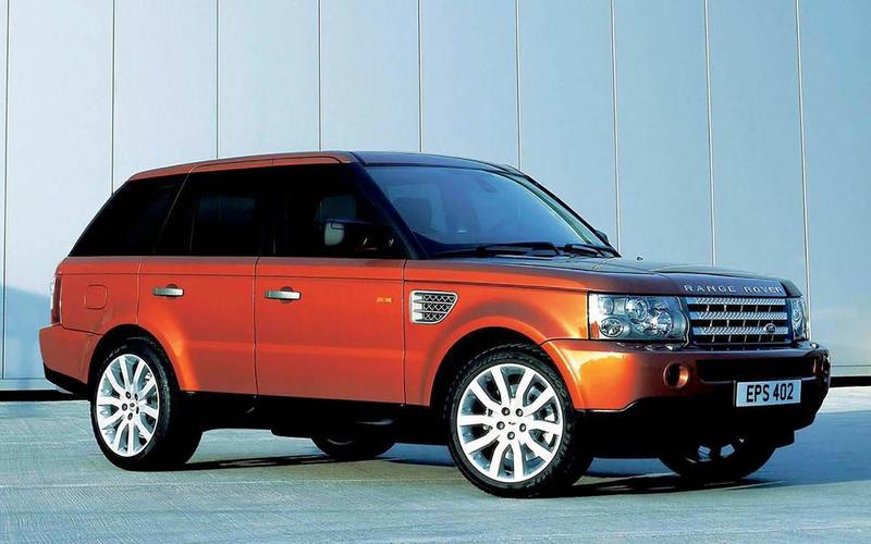 38 2005 Range Rover Sport