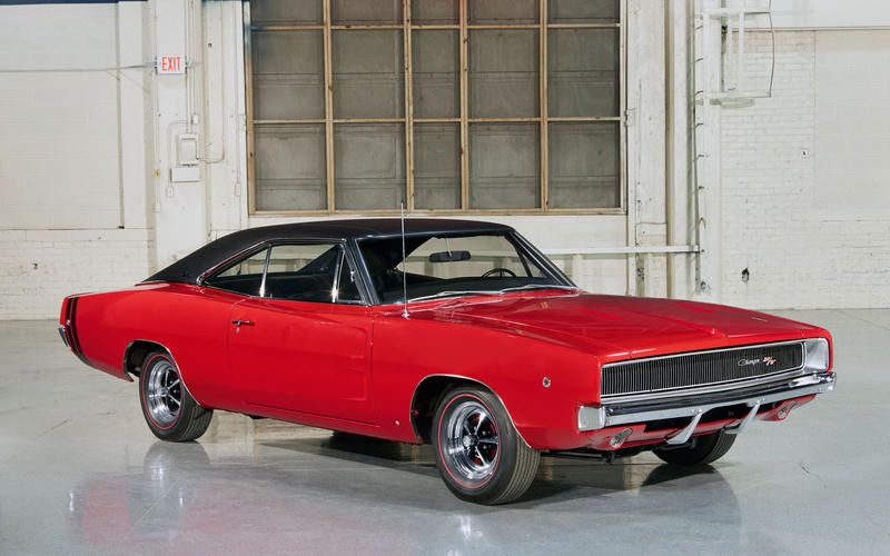 42. 1968 Dodge Charger R/T