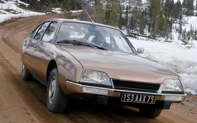 Citroen CX (1974)