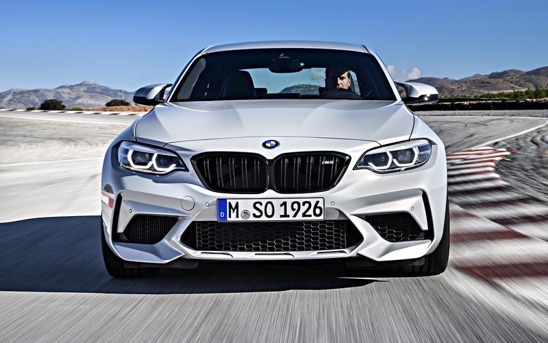 BMW – kidney grille