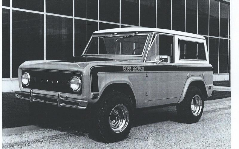 The Boss Bronco (1969)
