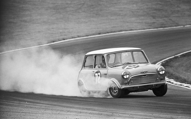 The Mini goes to the big leagues (1961)