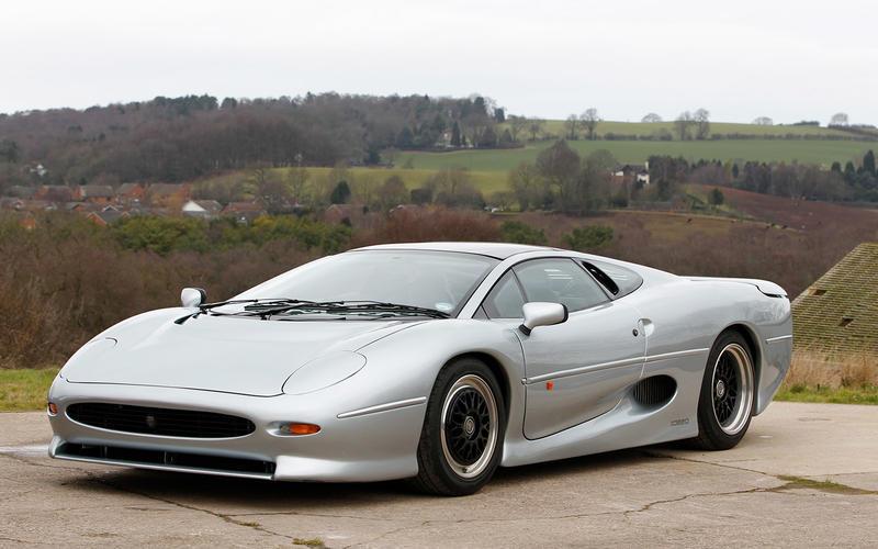 XJ220: Has Jaguar's '90s supercar been badly treated ...