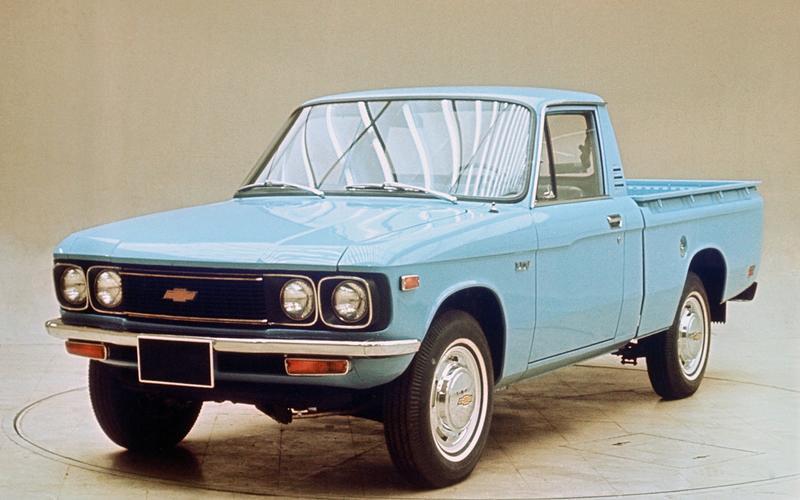 Chevrolet LUV (1972)