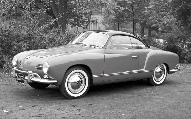 Volkswagen Karmann Ghia (1955)