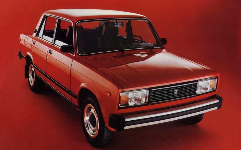 Fiat 124 saloon (1966)