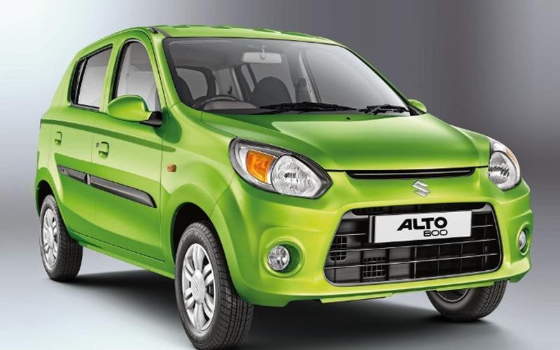 India: Suzuki Alto – 234,471 vehicles sold