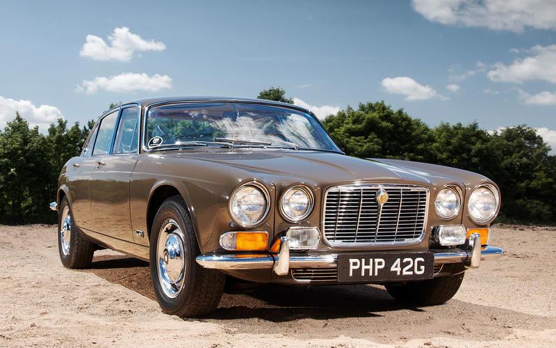 Jaguar XJ (1968) – 2 models