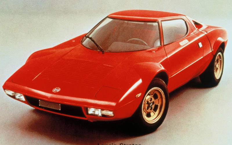 18: Lancia Stratos HF (1974)